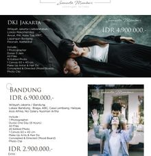"Paket Prewedding Outdoor ""New Casual Looks"" by Pixels Photography & Cinematography"