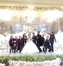 Wedding of Sandy and Elsa by JWP Wedding