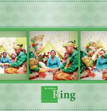 Wedding Album Design by Dizaqu Photography & Videography