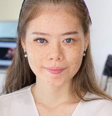 Professional Makeup Class - Ms Lauren by Silvia Jonathan
