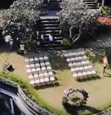 Anton Angel Wedding at Khayangan Estate by Fernand Chrisgerald