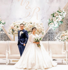 The Wedding of Ricky & Vina by SAS designs