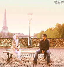 Paris I'm in love by Diera Bachir Photography