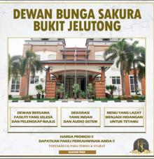 Dewan Bunga Sakura Bukit Jelutong by KLASSIQUE TOUCH WEDDING & EVENT MANAGEMENT