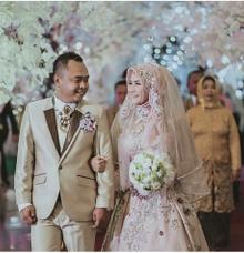 Paket Pernikahan Diamond di Gedung by Deandra Wedding Planner