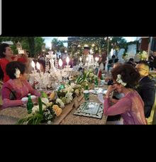 Wedding Dinner Helmy by Sisi Wedding Consultant & Stylist