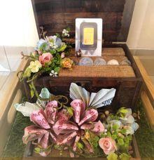 Mahar dan Jewelry Set Box Pernikahan Fila dan Deni by Hana Seserahan