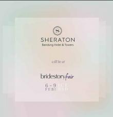 Sheraton Bandung Booth H10 H12 H14 by Sheraton Bandung Hotel & Towers