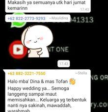 testi Dina & Tofan by Point One Wedding Organizer