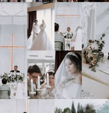 Rand & Stella Wedding by Frisch Florist