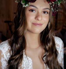 Beautiful Bride Ms Marija by Yuka Makeup Artist