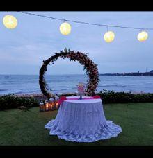 Birthday Dinner by Bali Bless Florist
