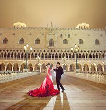 RED SCARLET Dress by Pazzione De Luxe