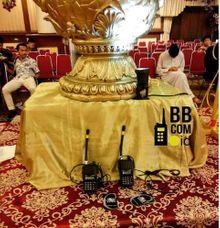 The Wedding of Savira & Imam by Handy Talky Rental bbcom