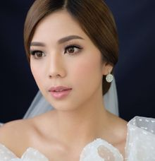 Bride April Morning & Night by Shellen Makeup Artist