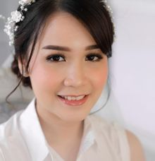 Trial Makeup For Bride To Be Christie by Shellen Makeup Artist
