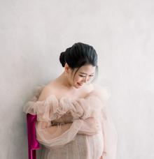Maternity photoshoot of Yorieta by Silvia Jonathan