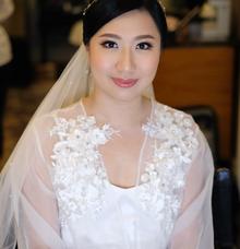 Wedding of Felicia by Silvia Jonathan
