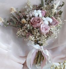 Everlasting flowers collection by The Bliss Assembly