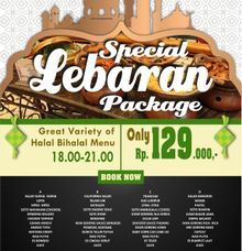 Special Lebaran Package by Hotel Sunlake