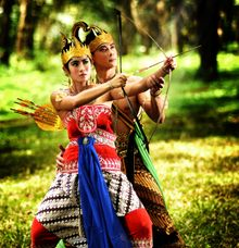 Srikandi & Arjuna by BERANDA PHOTOGRAPHY