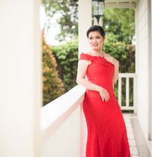 Prewedding with Lighthouse by Dinanita Makeup
