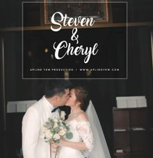 Steven &  Cheryl by Aplind Yew Production - Wedding Cinematography & Photography