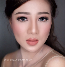 Sister of Bride Makeup by Stevanie Orlando by StevOrlando.makeup