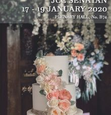 UPCOMING WEDDING EXPO 2020 by Amor Cake