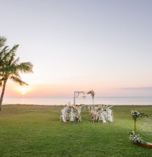 Wedding Video by InterContinental Bali Resort