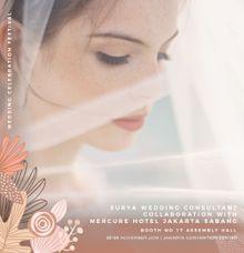WEDDING CELEBRATION FESTIVAL 22 - 24 NOV 2019 by Mercure Jakarta Sabang