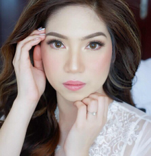 Sample bridal prep look by The Makeup Studio by Rouchelle Battad