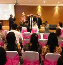 The Wedding of Welby & Jessica by AS2 Wedding Organizer
