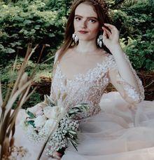 Thea Wedding Event Decor - Statement Bridal Earrings by Thea Wedding Event Decor