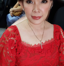 Mother of the Bride/Groom: Mrs. Emilia by Theresia Feegy MUA