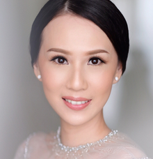 Makeup for sister by Tirza Vania