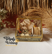 RINGBOX ONE SET CANAFA  by Tobaliwedding