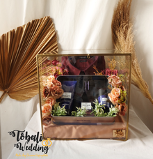 SESERAHAN MODEL KUNINGAN ATAU TERRARIUM by Tobaliwedding