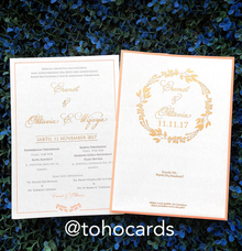 Erents & Octavia by Toho Cards