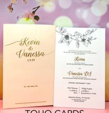 Kevin & Vanessa by Toho Cards