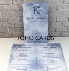 Kiki & Novita by Toho Cards