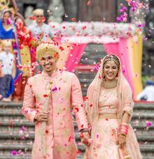 India bride  by Tom bryan make up artist