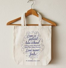 Tote Bag in Pouch by Memento Idea