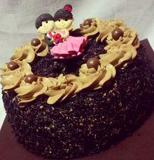 Chiffon Cake by De' Ambrose