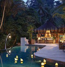 Riverside Pool Terrace by Four Seasons Resort Bali at Sayan