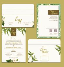 Wedding Clara Nicktow 2 by KLE Invitation