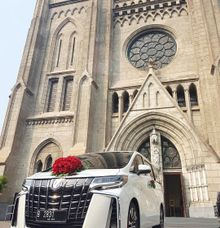 The Wedding of  Hermes & Cindy by Priority Rent car