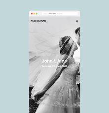 Undangan Online - Vasto by Creatzy Paperless