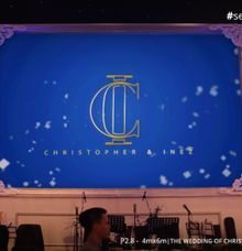The Wedding of Christopher and Inez by We Are Production