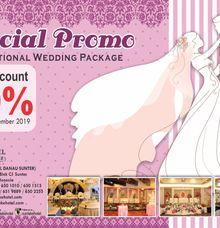 Wedding Promo by Hotel Sunlake
